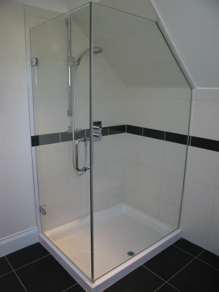Bathroom Attic Shower