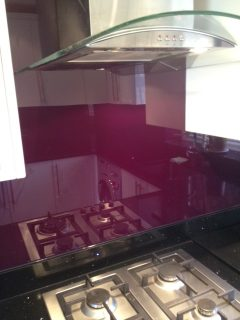 Baby Doll Glass Splashback