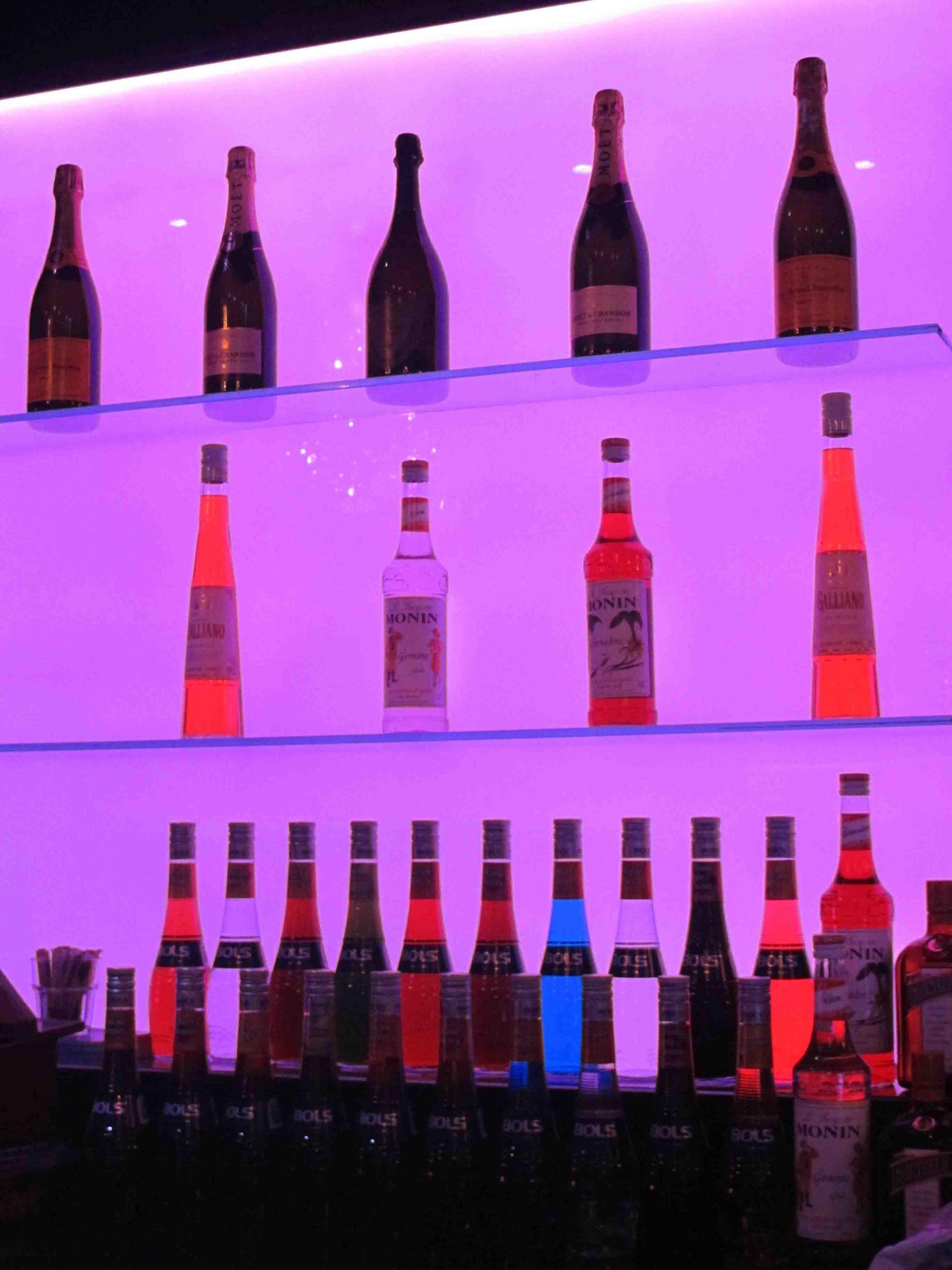 Illuminated Splashbacks Led Splashback Glass Bespoke