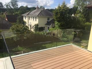 Glass Balcony Berkshire