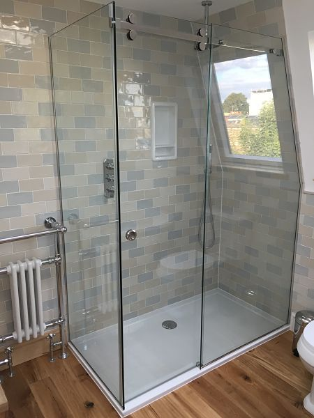 Sliding Showers Amp Doors Glass360 Specialist And