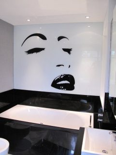 Funky Splashbacks UK - Personalised splashback Glass360.co.uk