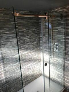 Glass 360 Custom Sliding Door Shower Enclosure 3